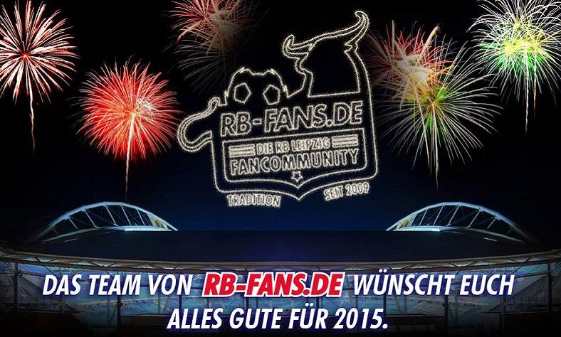 RB-FANS.DE WÜNSCHT EINEN GUTEN RUTSCH INS NEUE JAHR! - RB-Fans.de