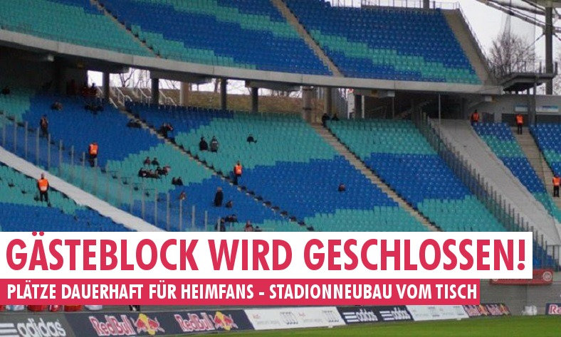 Rb Leipzig Gästeblock