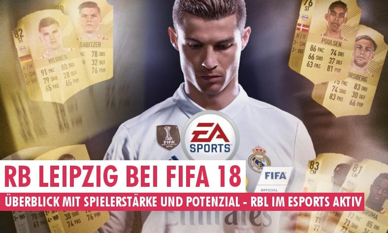 Fifa 18 Und Rb Leipzig Rb Fansde