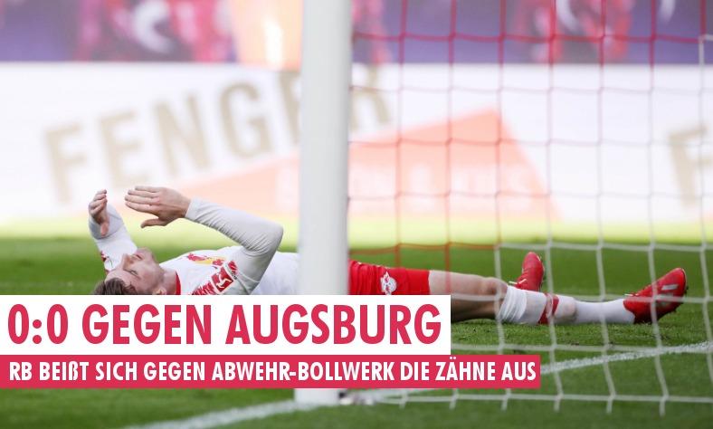 Nullnummer Gegen Augsburg Rb Fansde
