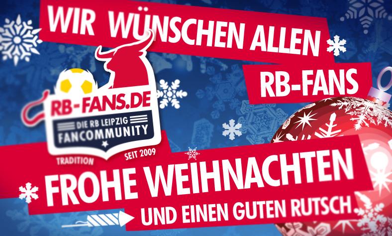 Weihnachten Leipzig 2019.Rb Fans Wünscht Frohe Weihnachten Und Einen Guten Rutsch Rb Fans De