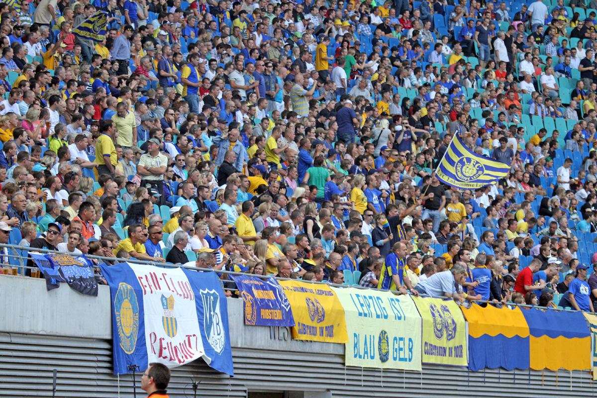 Rb Leipzig Fan